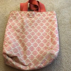 Reversible Aeropostale tote bag